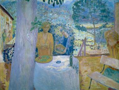 Paris mus e d 39 orsay pierre bonnard peindre l 39 arcadie for Pierre bonnard la fenetre ouverte