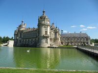 Chantilly :  Chateau et Musee Conde