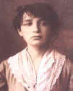 Camille Claudel vers 1885  Muse Rodin