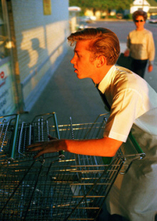 "William Eggeslton : "" From Los Alamos Folio1""  MEM- 1965 - � William Egglestosn - Courtesy Wilson Centre for Photography"