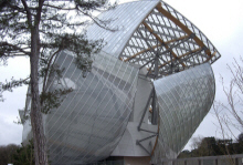 Paris : Fondation Louis Vuitton  - (c) Photo Louisa Belaib