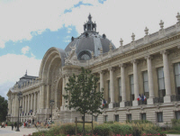 Paris : Galeries Nationales du Grand Palais � Photo Wikimedia
