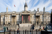 LONDRES - The National Gallery -  �