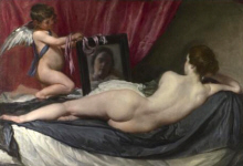 "Diego Velazquez : "" La toilette de Venus"" -   The National Gallery"