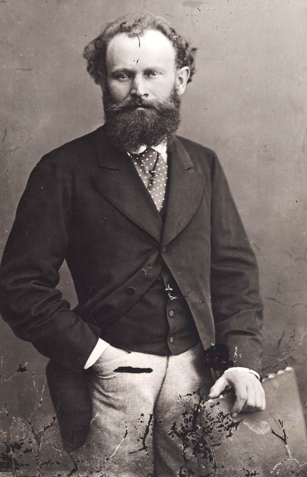 edouard manet Edouard manet was born on january 23, 1832, in paris while studying with thomas couture from 1850 to 1856, he drew at the académie suisse and copied the old masters at the musée du louvre after he left couture's studio, manet traveled extensively in europe, visiting belgium, the netherlands, germany, austria, and italy.
